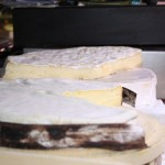Fresh speciality cheeses from Panier